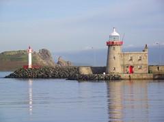 HOWTH LIGHTHOUSE (patrick555666751) Tags: howth lighthouse phare howthlighthouse irlande eire poblacht na heireann irland irlanda ireland europe europa flickr heart group binn eadair fingal comte county north dublin co leinster fine gall