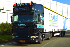 *NEW* Scania R500 V8 Anton Timmerman (Samuele Trevisanello) Tags: scania r500 v8 anton timmerman transport black grey blue nl tranex tranextransport scaniar scaniar08 r08 r2008 r 2008 500 8 v8power power swedenpower sweden truck trucks hollandtruck hollandtrucks hollandstyle orange light orangelight bar truckspotting italy truckspotter fotobyst nikond allaperto bruno villa grandate sun special spot nikon d3200 veicolo camion