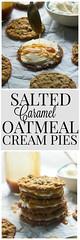 Homemade Salted Cara (alaridesign) Tags: homemade salted caramel oatmeal cream pies