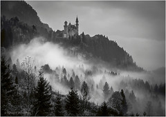 Neuschwanstein (3) (Ryszard Domaski) Tags: bavaria bayern neuschwanstein