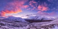 The Devil's View, Scotland (J McSporran) Tags: scotland highlands westhighlands glencoe buachailleetivemor beinnachrulaiste devilsstaircase landscape