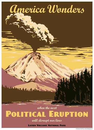 America Wonders: Lassen Volcanic National Park