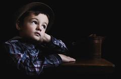IMAGINE (valentinazanino) Tags: portrait color colors colorful light shadow caravaggio child children