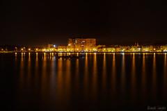 Cambados nocturna 4 (NandoLG) Tags: cambados nocturna reflejos cuidad galicia pontevedra españa nando tanaka spain