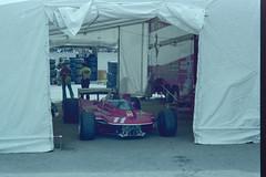 Formula1 GP Austria 1979 Ferrari 312 T4 di Scheckter (Nicola Franzoso Naio) Tags: formula1 f1 race car old vintage sigma pellicola canon 7dmii 1979 gp grandprix austria gpaustria jodyscheckter ferrari 312t4 box