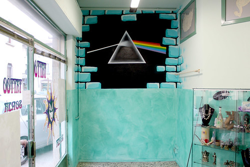 'Pink Floyd' by WIZ ART