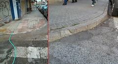 Vado-Concha-Espina-Farmacutico-Murillo (Triana al da) Tags: vado concha espina farmacutico murillo herrera ciudadanos accesibilidad paso cebra peatones