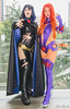 555 (Fearless Zombie) Tags: emeraldcitycomiccon emeraldcitycomiccon2015 eccc eccc2015 comiccon seattle downtown downtownseattle washingtonstateconventioncenter cosplay costumeplay costume costumes teentitans dccomics starfire raven