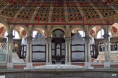 Museu Nacional d'Art de Catalunya. (svet.llum) Tags: barcelona catalunya cataluña mnac museo museu arquitectura interior órgano