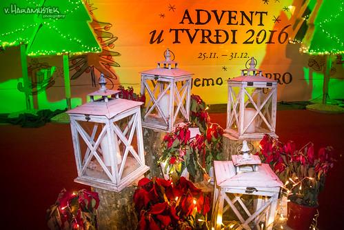 Advent u Tvrđi (Christmastale in Tvrđa, Osijek)