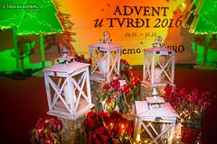 Advent u Tvri (Christmastale in Tvra, Osijek) (v.Haramustek) Tags: advent tvri osijek slavonija croatia christmas christmastale greetings good colorfull detail lights flowers