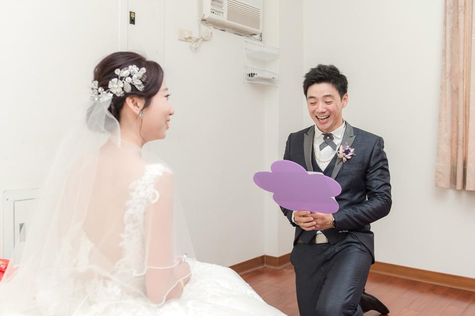 台南婚攝 婚禮紀錄 情定婚宴城堡 C & M 043
