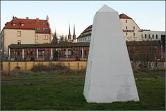Halle, die Fnf Trme und das Salz (julia_HalleFotoFan) Tags: hallesaale saline fnftrme saale salzkegel