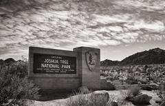 Entering (uhx72) Tags: california unitedstates landscape joshua tree nationalpark sky clouds stone