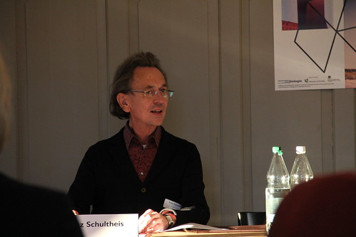 2597 Keynote 1 Franz Schultheis (Chair)