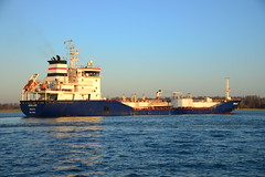 Mainland DST_3948 (larry_antwerp) Tags: tanker    antwerp antwerpen       port        belgium belgi          schip ship vessel        9431056 mainland besiktas