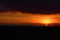 Des de Corbera d'Ebre (vdbdc) Tags: sunset posta de sol puesta corbera debre tarragona catalunya sonneneingang