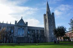 St. Patrick's Cathedral (giovannaparisan) Tags: ireland irlanda eire stpatricksday dublin saintpatrickscathedral