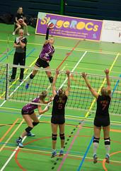 1B260664 (roel.ubels) Tags: vv utrecht eurosped galgewaard volleybal volleyball 18 finale nationale beker