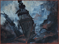 Ground Zero (Jocawe) Tags: canoneos60d 1755 dpp availablelight painting acryl canvas