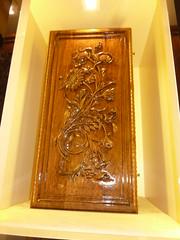The flower board (RickyOcean) Tags: armenia nardi backgammon