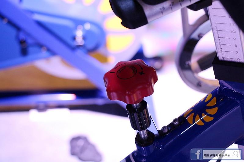 台北松山南京復興站健身房  MUZICYCLE 飛輪拳擊課程074