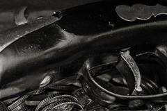 Tresure Chest (Evoljo) Tags: blackwhite nikon d500 gun money window trigger lighter