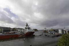 Bergen Ships In Harbor (worm600) Tags: norway bergen bergenhus festning bergenhusfortress