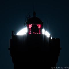 _D817982- Feu rouge (Brestitude) Tags: phare lighthouse pierres noires lanterne rouge mer sea iroise bretagne finistère breizh brestitude contrejour ©laurennevo2016
