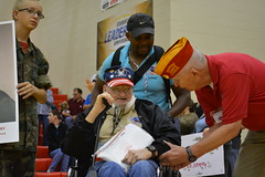 Wyman, Frederich (Fred) 21 Red (indyhonorflight) Tags: ihf indyhonorflight ben woodward homecoming 21 public2021 michael wukitsch wyman frederich fred red 2021