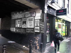 Leather Lane 1960s in 2016 (Keithjones84) Tags: liverpool oldliverpool merseyside thenandnow history localhistory rephotography