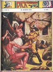 Zombies Spanish dime novel (steammanofthewest) Tags: dimenovel 1930 zombie dicknavarro indian nativeamerican