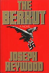 Novel-The-Berkut-by-Joseph-Heywood (Count_Strad) Tags: mystery novel hardcover wwii jews nazi