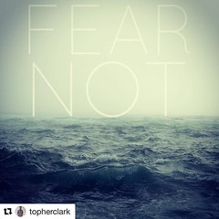 """Did you now that """"fear not"""" is one of the most frequent commands in all of scripture? We have a good shepherd whom we can trust with every part of life. When the storms come, and they will, we have Jesus with us. The one who calms the sea with a word and (rcokc) Tags: did you now that fearnot is one most frequent commands all scripture we have good shepherd whom can trust with every part life when storms come they will jesus us the who calms sea word invites deep internal peace no matter circumstances face are middle storm check out mark 43541 this teaching doubtingourfeartrustingourfaith wwwredemptionokccomsermons"""
