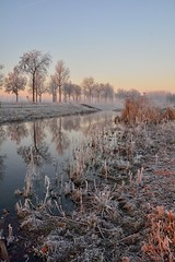 DSC_9552ac (Jan Visser Renkum) Tags: slinge zonsopkomst winter achterhoek