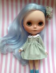 My lovely little Katie Blue