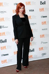 Christina Hendricks (AmsterdamFTV) Tags: toronto canada can 2012 on celebrities|film|tiff