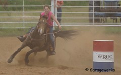 DSC01554a (Garagewerks) Tags: horse oklahoma sport race america cowboy child country barrel american rodeo cowgirl countryliving barrelracing barrelrace