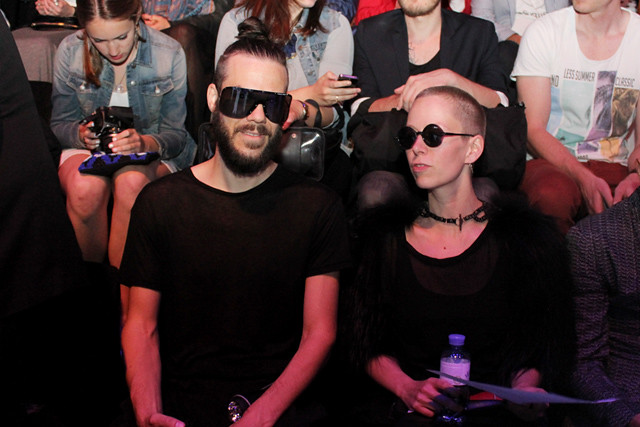 Moga E Mago - SS14 - Notturno - Backstage & Front Row