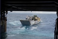 130716-N-KL846-036 (U.S. Pacific Fleet) Tags: navy australia 31stmeu ussgermantown shoalwaterbay 31stmarineexpeditionaryunit ussbonhommerichard seventhfleet talismansaber phibron11 amphibioussquadroneleven navalbeachunitseven