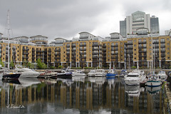 St. Katherine Dock - Londres - Reino Unido (Jorge Gaviria) Tags: london towerbridge de puente la europa torre soho londres leicestersquare reinounido stkatherinedock riotamesis
