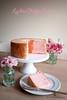 Lychee Chiffon Cake (Little Cottage Cupcakes) Tags: pink cake chiffon lychee littlecottagecupcakes