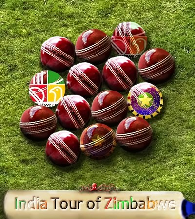 India tour of Zimbabwe