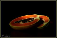 Papaya (VERODAR) Tags: food fruit nikon papaya tropicalfruit nikond5000 verodar veronicasridar
