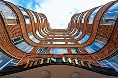 Florin Court - Curve Your World - London City (On Explore 16th Aug 2013)