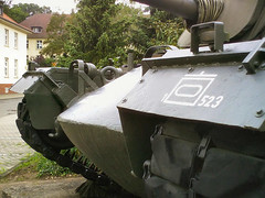 "M48 Patton (4) • <a style=""font-size:0.8em;"" href=""http://www.flickr.com/photos/81723459@N04/9666347316/"" target=""_blank"">View on Flickr</a>"