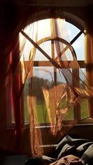 du vent dans les voiles...;-) (**MarieC**) Tags: light window vent wind lumiere curtains couleur fenetre rideaux voilages
