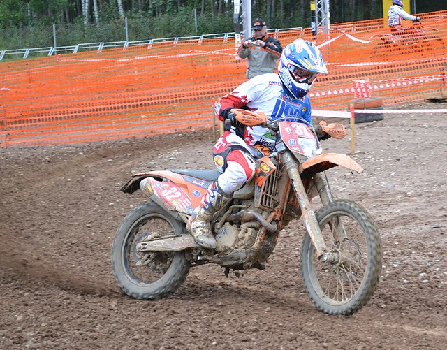 ISDE 2012, Day 5, Kurt Caselli in perfect style