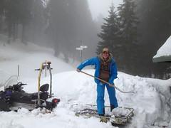Skywalker Winter (SkywalkerKiteboarding) Tags: am im alm schwarzwald feldberg achensee kitesurfen snowkiten reschensee westerheim kiteschule loferer snowkiteschule