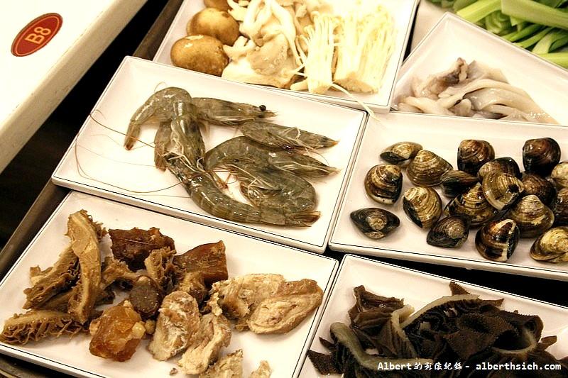 台北大安.滿堂紅頂級麻辣鴛鴦火鍋 (3)
